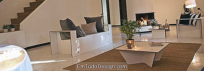 Design de interiores de casa stager de Mobiliincartone.it