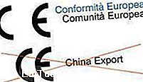 Differenza Marcatura CE e China Export