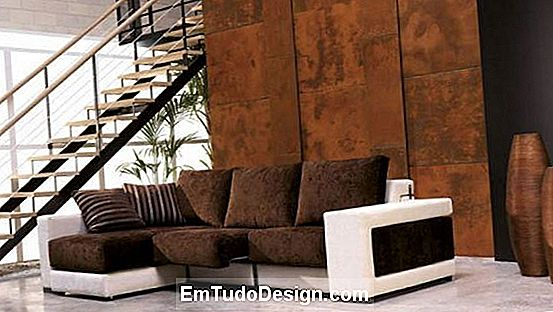 Corten-effectcoatings