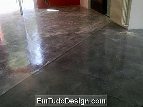 Microtopping Flooring - Italcrips