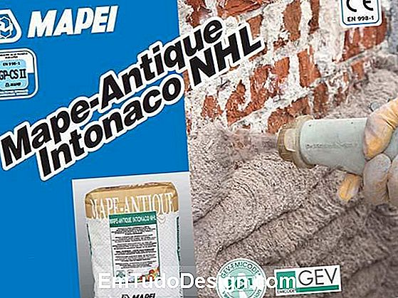 Mapei gesso: Mape Antique NHL