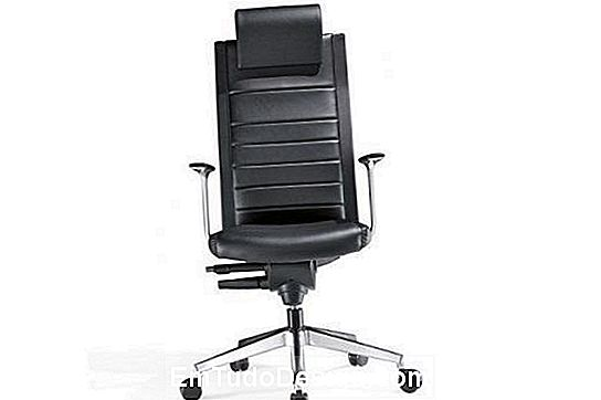 Kosmo Top executive chair af Kastel