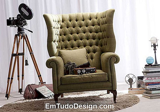 Kingdom Chesterfield Sessel von BertO