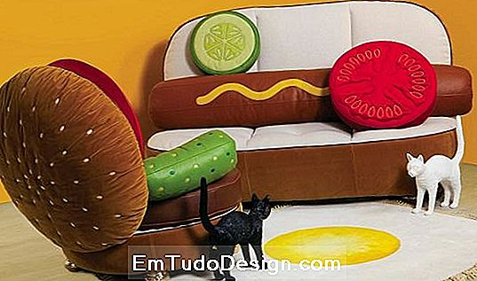 Hot Dog Soffa av Seletti