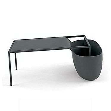 Mesa de centro modelo Flow Bowl de LoveTheSign