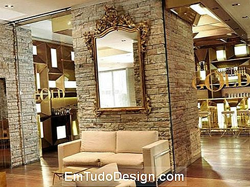 TV miroir antique - Xenia Design